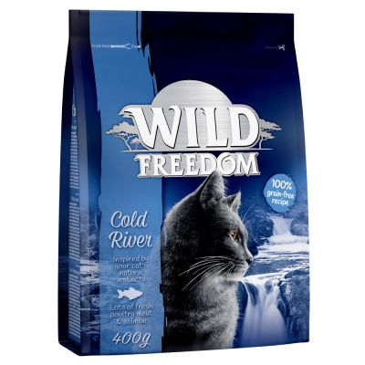 "Wild Freedom Adult ""Cold River"" - Salmon - 3 x 2 kg"