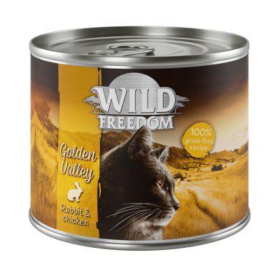 """Wild Freedom """"Golden Valley"""" - Kaninchen & Huhn"""