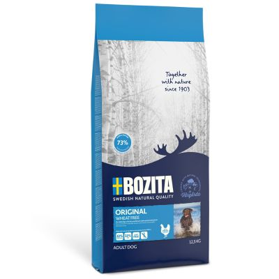 Bozita Original Wheat Free - 12,5 kg