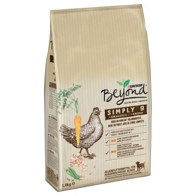 Beyond Simply 9 Chicken – 1,4 kg