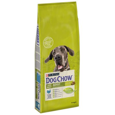 Purina Dog Chow Adult Large Breed con pavo - 14 kg
