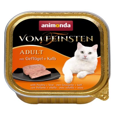 Animonda vom Feinsten Adult 6 x 100 g - kananmaksa