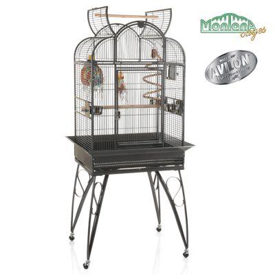 Montana Havanna -lintuhäkki - antiikki: P 78 x L 62 x K 163,5 cm (2 pakettia*)