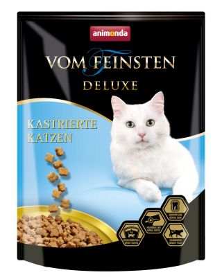 Animonda vom Feinsten Deluxe kastrierte Katzen - 250 g