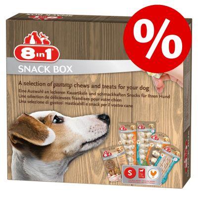 8in1 Snackbox -20%! - koko L (414 g)