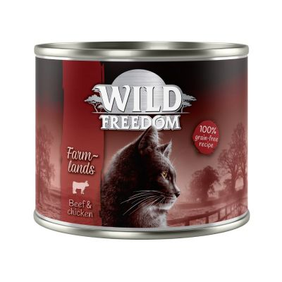 "Wild Freedom Adult ""Farmlands"" - Rind & Huhn"