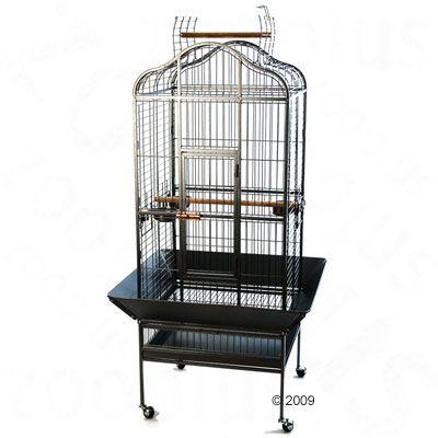 Fågelbur Noble – Antik: B 81 x D 78 x H 155 cm