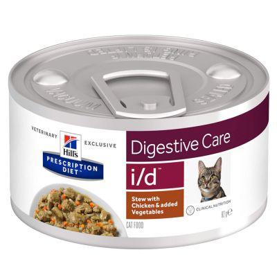 Hill´s Prescription Diet i/d Digestive Care Ragout - kana - 12 x 82 g