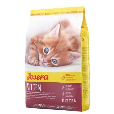 Josera Kitten - säästöpakkaus: 2 x 10 kg
