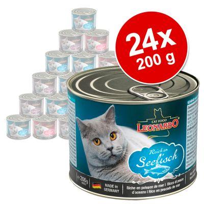Leonardo All Meat 24 x 200 g – maksa