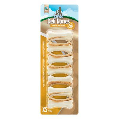 Barkoo Deli Strong Bones Chicken - 42 kpl, kukin 5 cm (840 g)