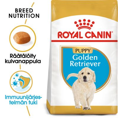 Royal Canin Breed Golden Retriever Puppy - 3 kg