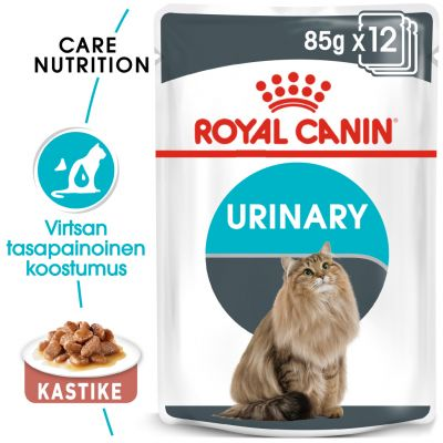 Royal Canin Urinary Care in Gravy - 12 x 85 g