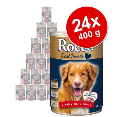 okonomipakke-rocco-real-hearts-24-x-400-g-kylling-med-hele-kyllingehjerter