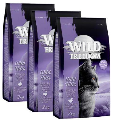 Sparpaket Wild Freedom 3 x 2 kg