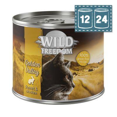 """Sparpaket Wild Freedom """"Golden Valley"""" - Kaninchen & Huhn"""