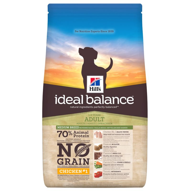 Pienso Hill's Ideal Balance para perros