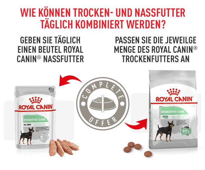 Favorit Royal Canin CCN Digestive Care Mini zu TOP-Preisen % | bitiba GZ56