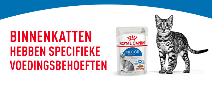 Royal Canin Indoor Sterilised in Saus