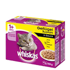 Whiskas Nassfutter