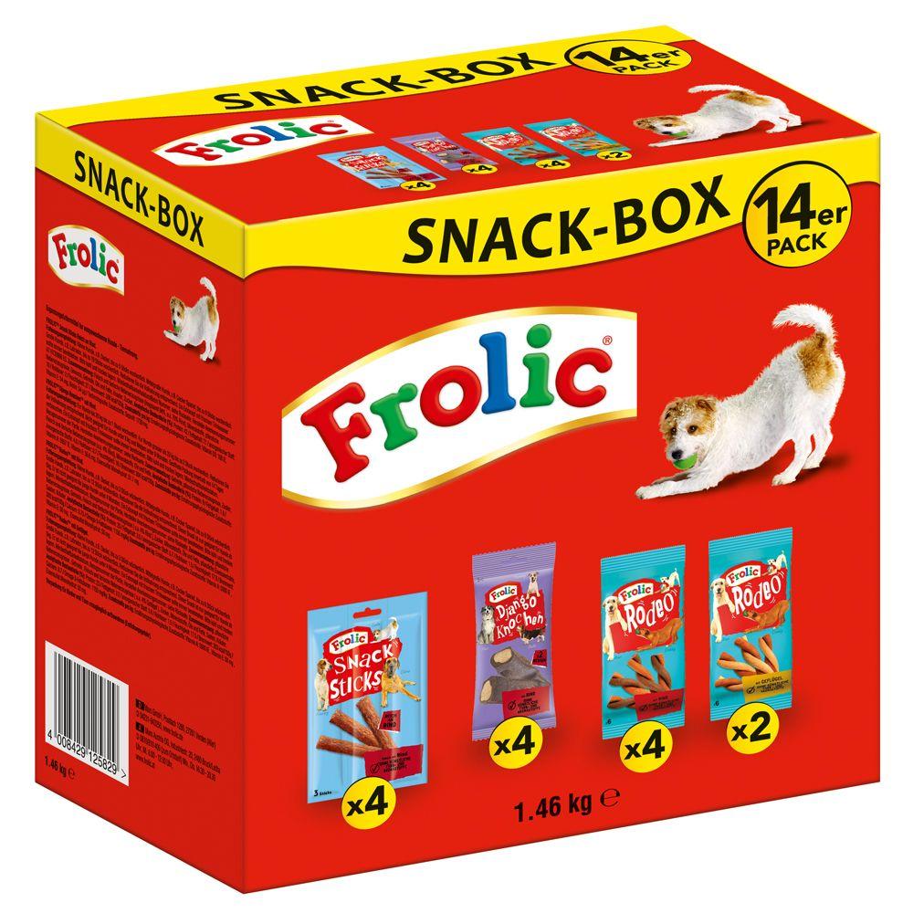 Frolic Snack-Box Dog Treats