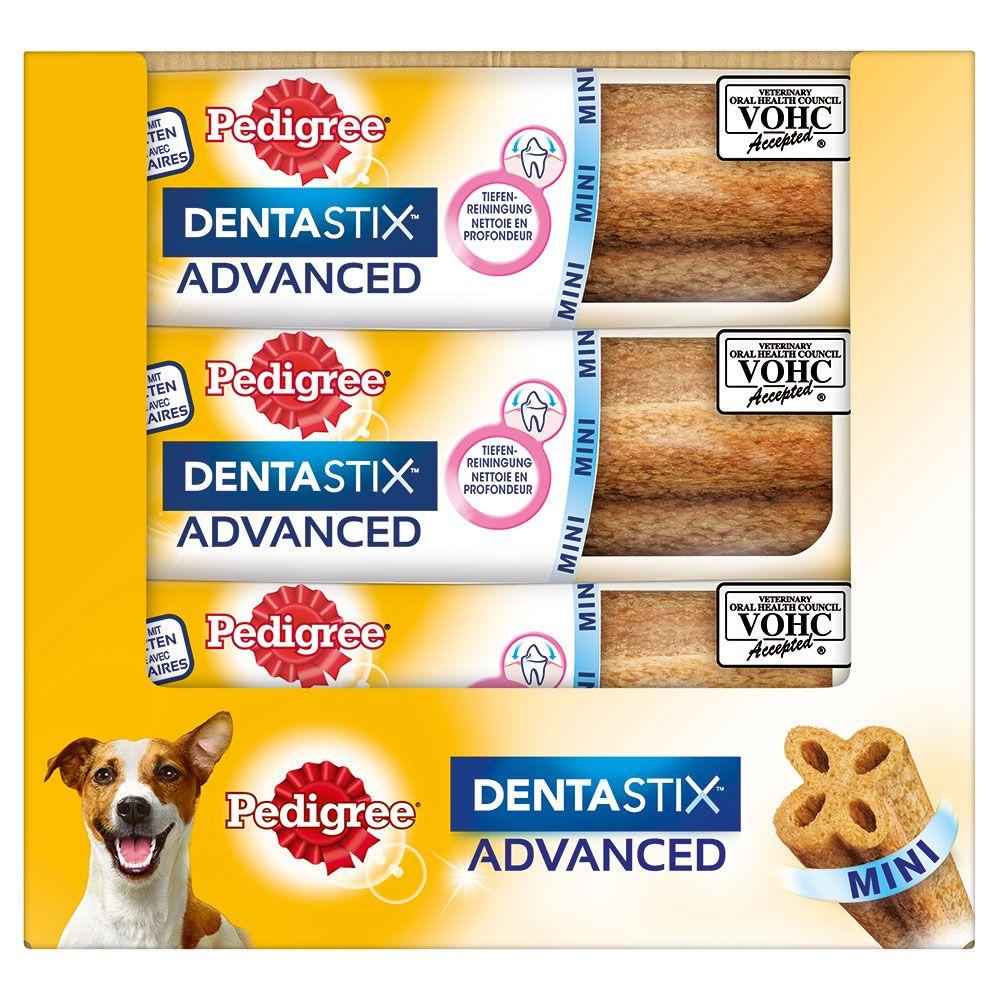 Pedigree Dentastix Advanced snacks para perros - Perros medianos (1 x 80 g)