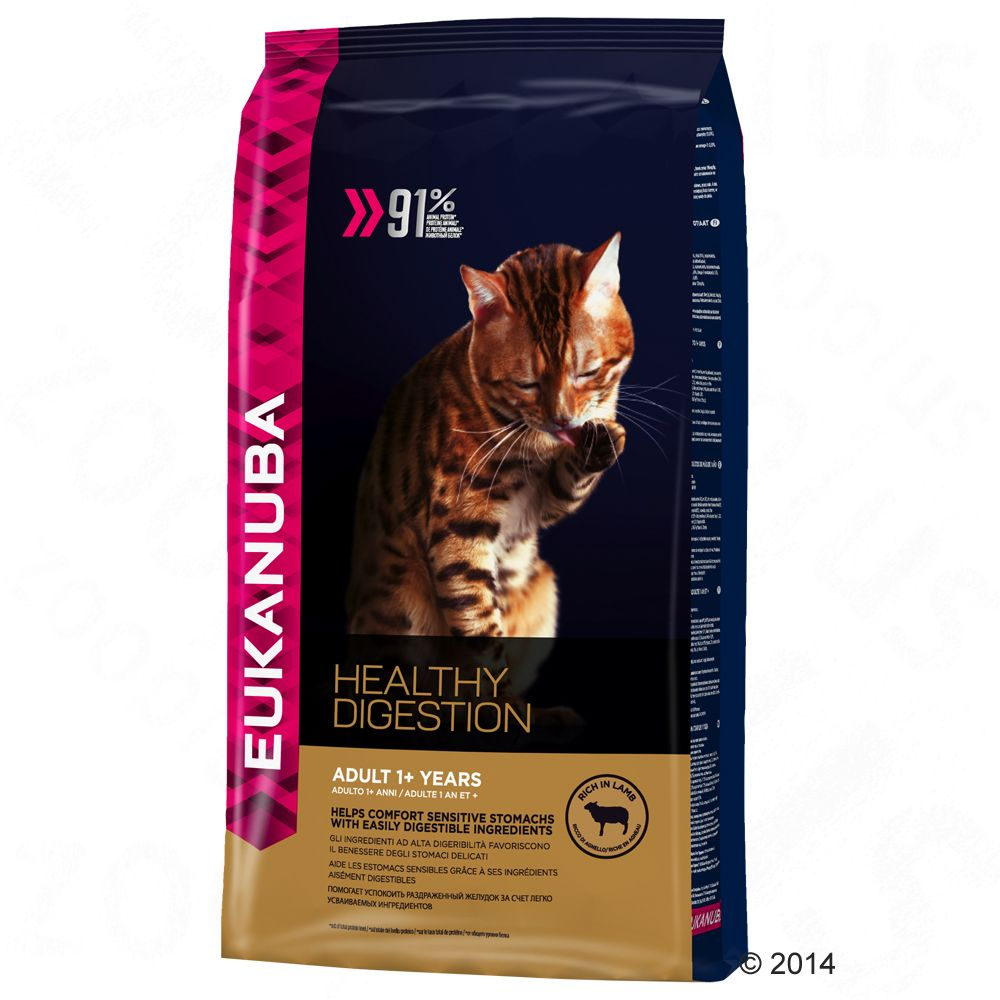 Foto Eukanuba Adult Healthy Digestion - 4 kg