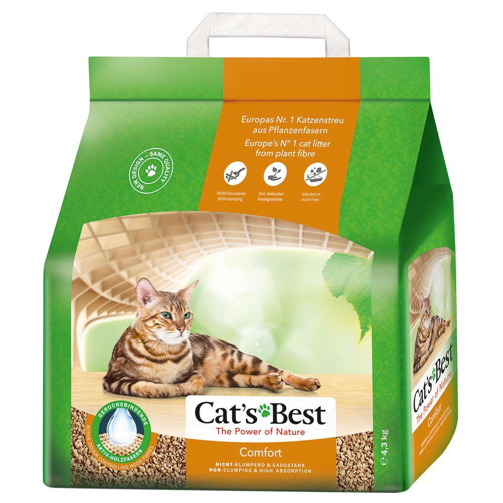 Cat's Best Comfort - 10 l (ca. 4,3 kg)