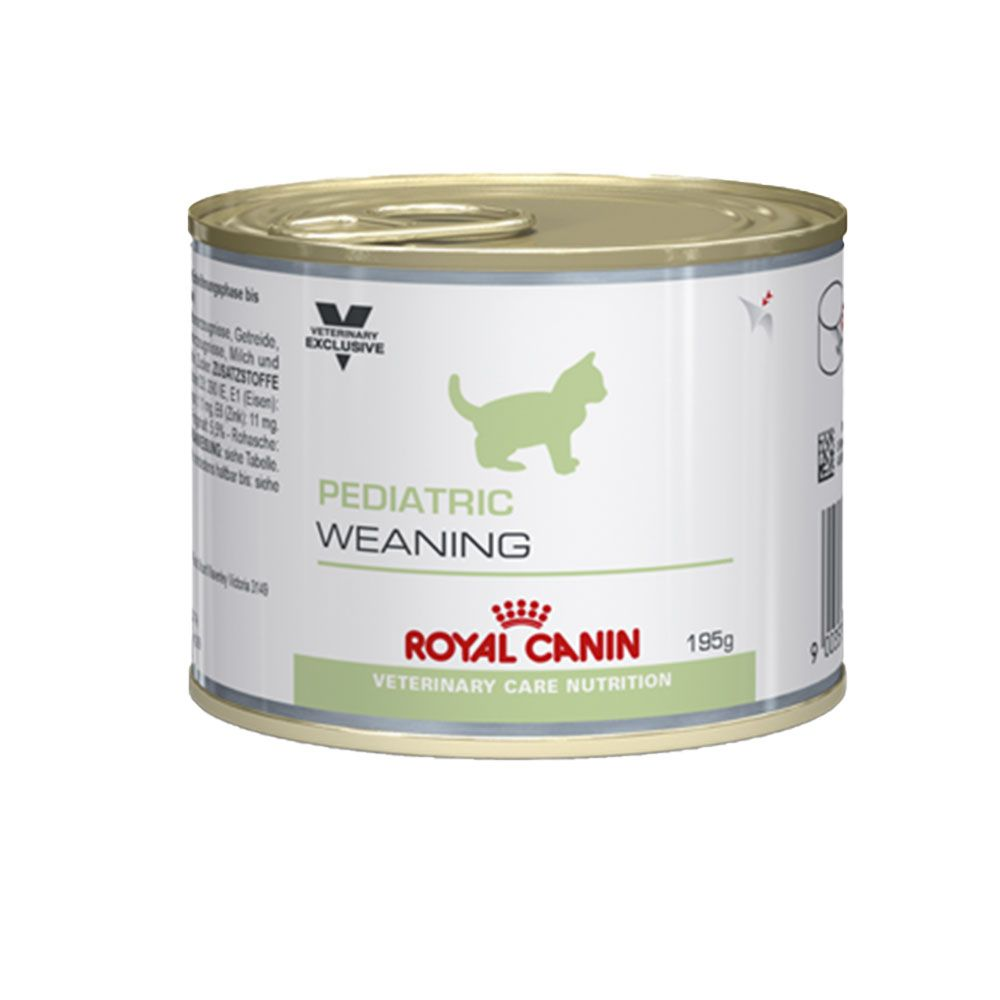 Royal Canin Pediatric Weaning - Vet Care Nutrition - 12 x 195 g