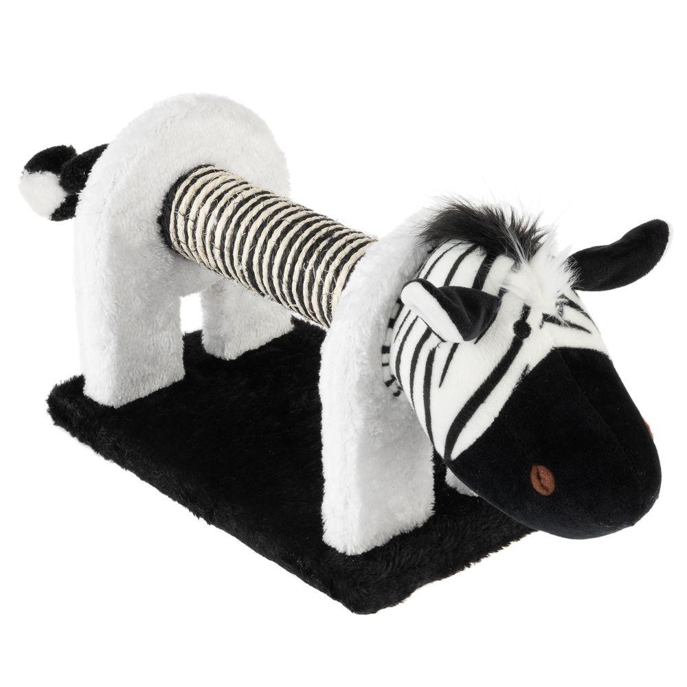 Kratzspielzeug Shira - schwarz / weiß