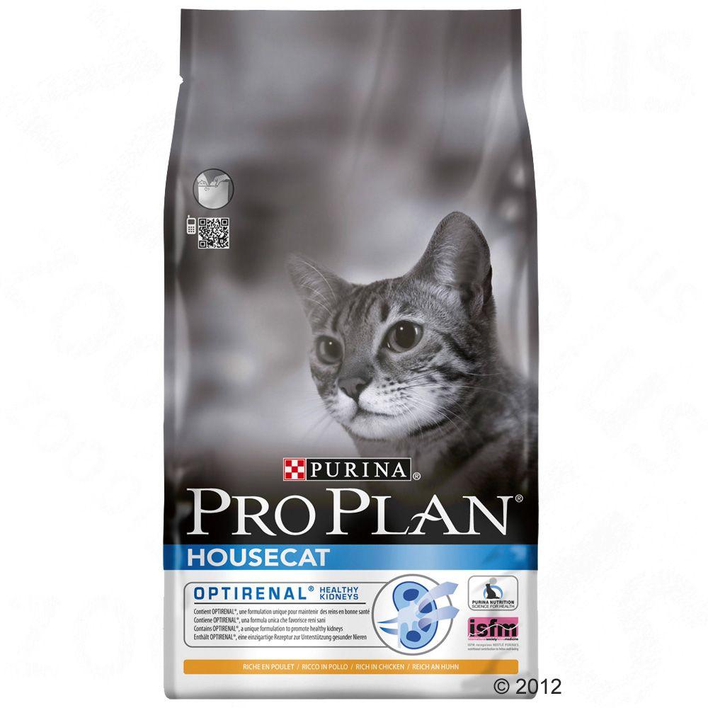 Foto Pro Plan Housecat Ricco in Pollo - 3 kg Per gatti di casa