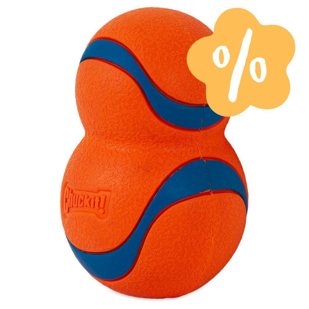 Image of Chuckit! Doppia Palla gioco Ultra Tumbler - L 11,5 x P 7,6 cm