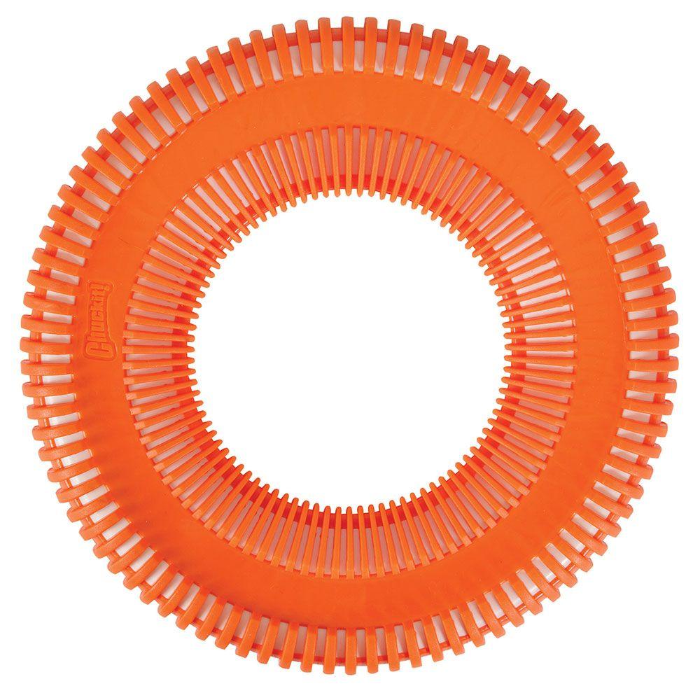 Chuckit! Rugged Flyer orange - Large: Ø 25 cm