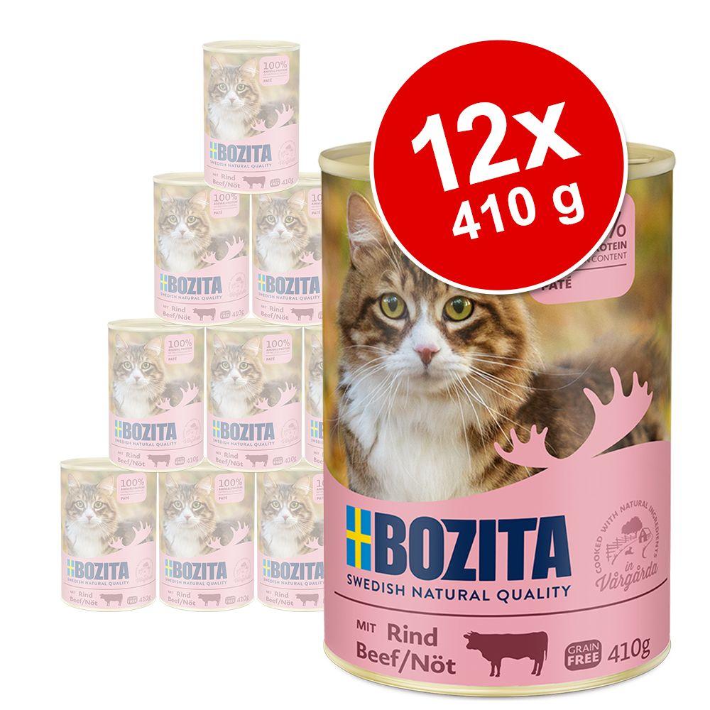 12x410g crevettes Bozita - Nourriture pour Chat