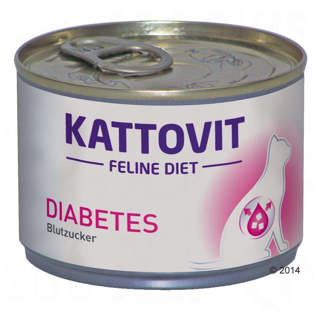Kattovit Diabetes - 24 x