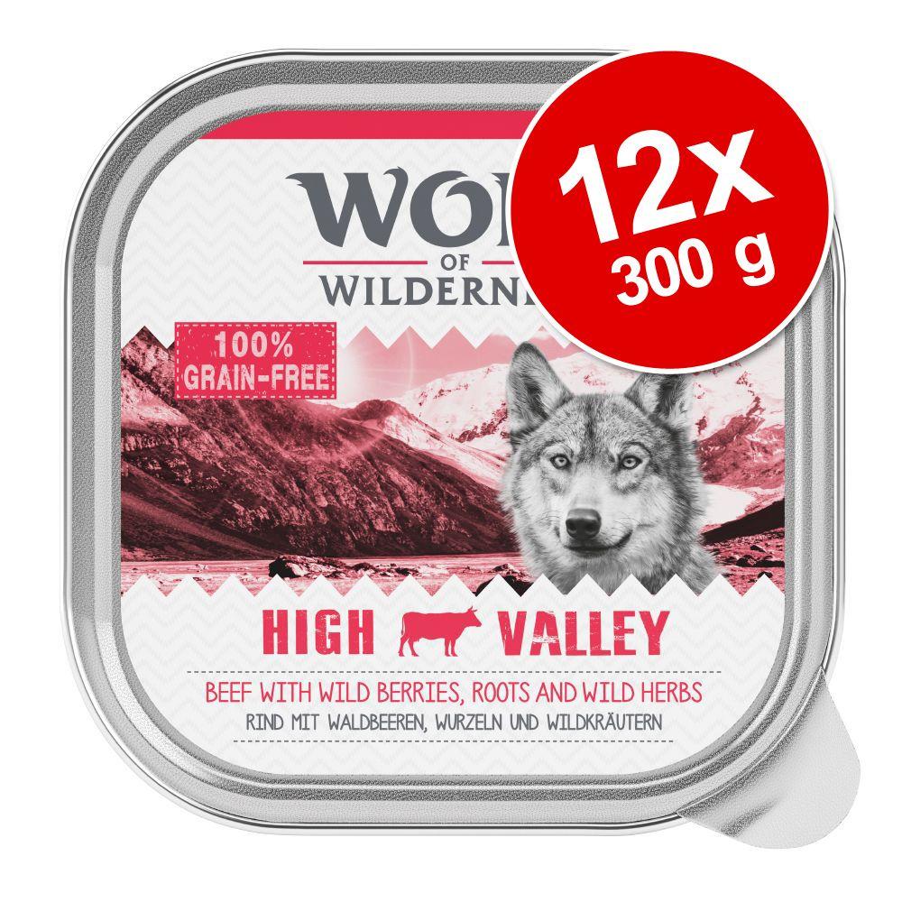 Wolf of Wilderness 12 x 300 g - Wild Hills - Anka