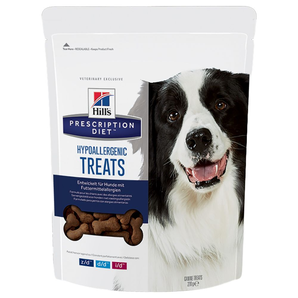 Hill's Prescription Diet Hypoallergenic Treats for Dogs