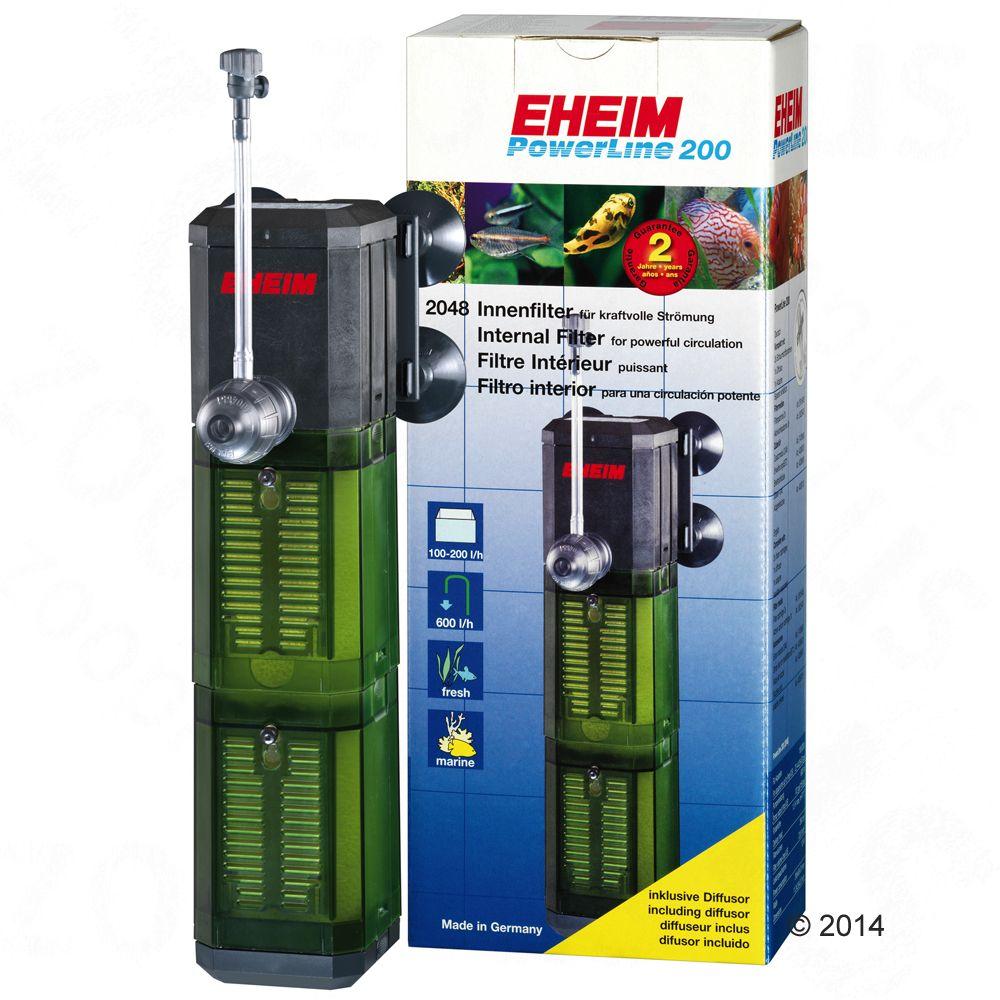 Foto Eheim Powerline - 200, per acquari fino a 200 l