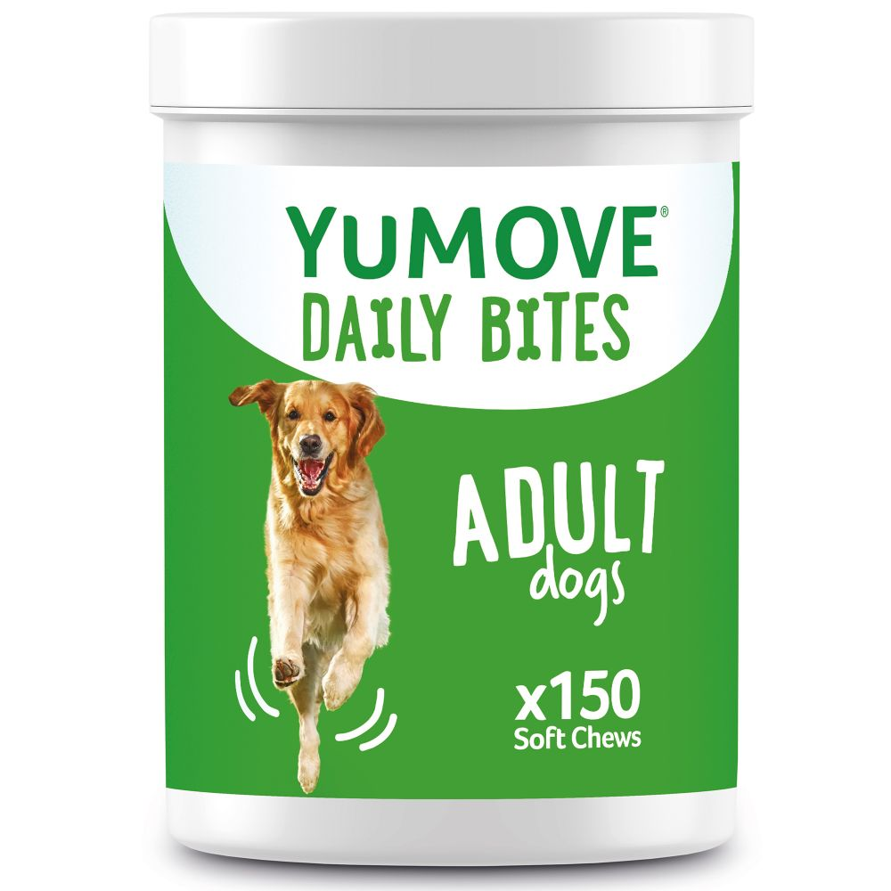 Lintbells YuMOVE Daily Bites for Adult Dogs - 150 Chews