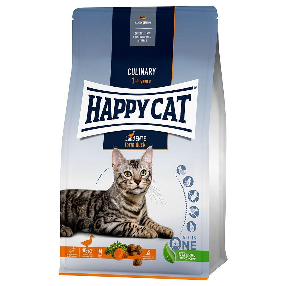 Happy Cat Culinary Adult Farm Duck - 1,3 kg