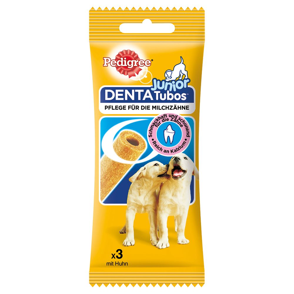 Pedigree Denta Tubos Puppy Hundesnacks - 18 Stück