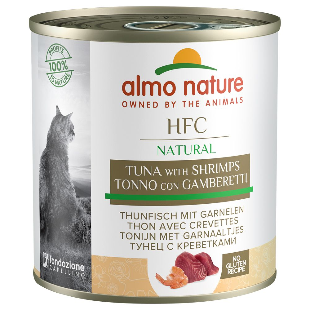 Almo Nature HFC Saver Pack 12 x 280g - Tuna & Chicken