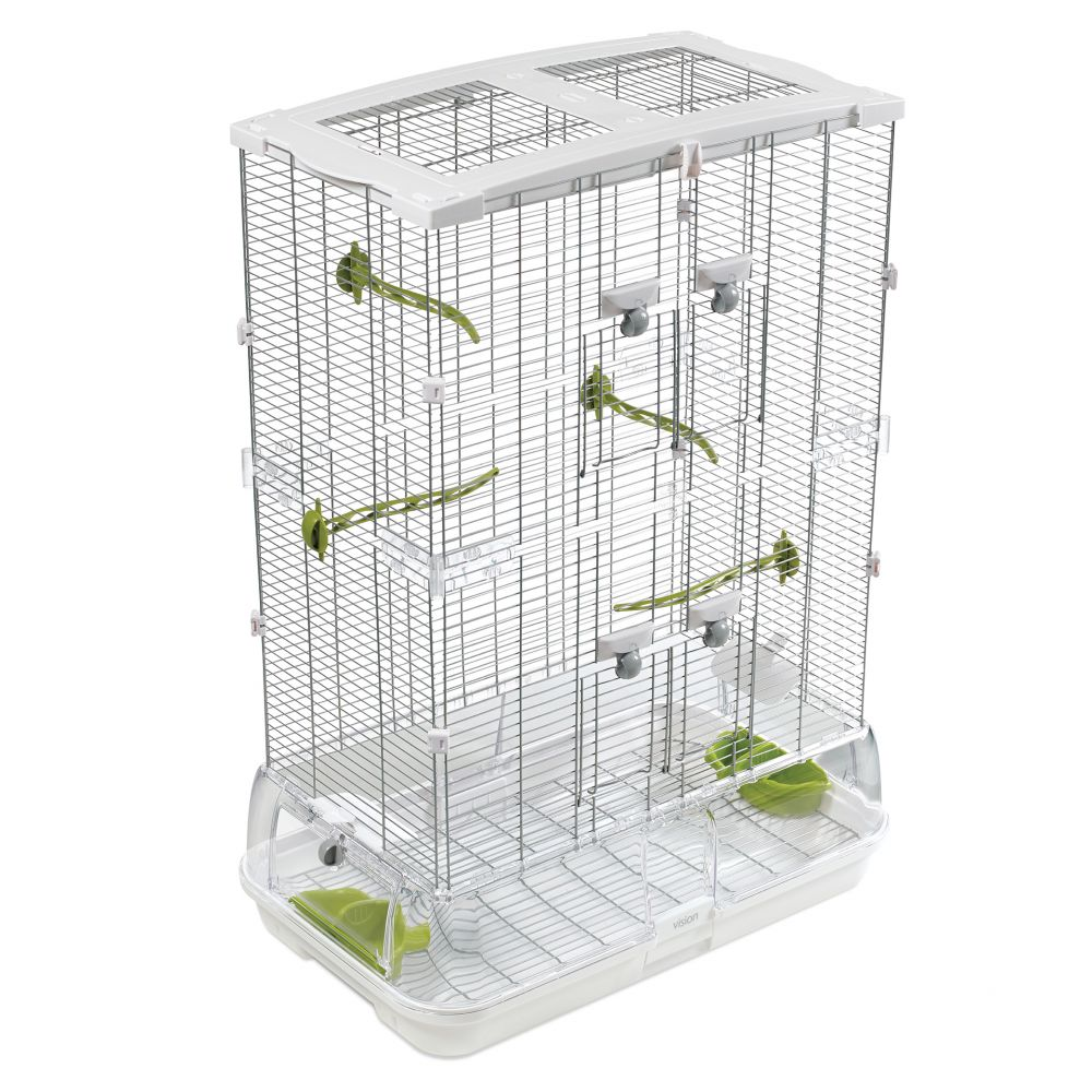 87.5cm Tall Hagen Vision (M02) Medium Bird Cage
