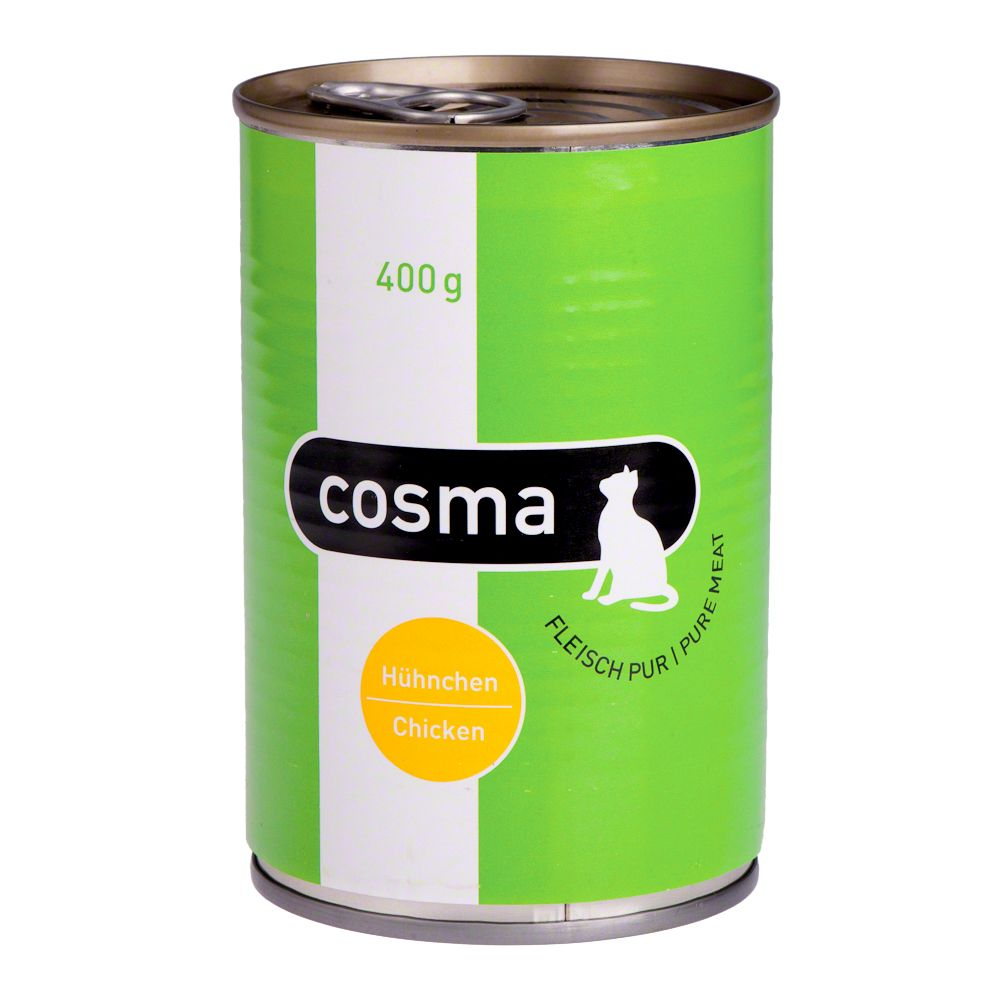 Image of Cosma Original in Jelly 6 x 400 g - Gemischtes Paket