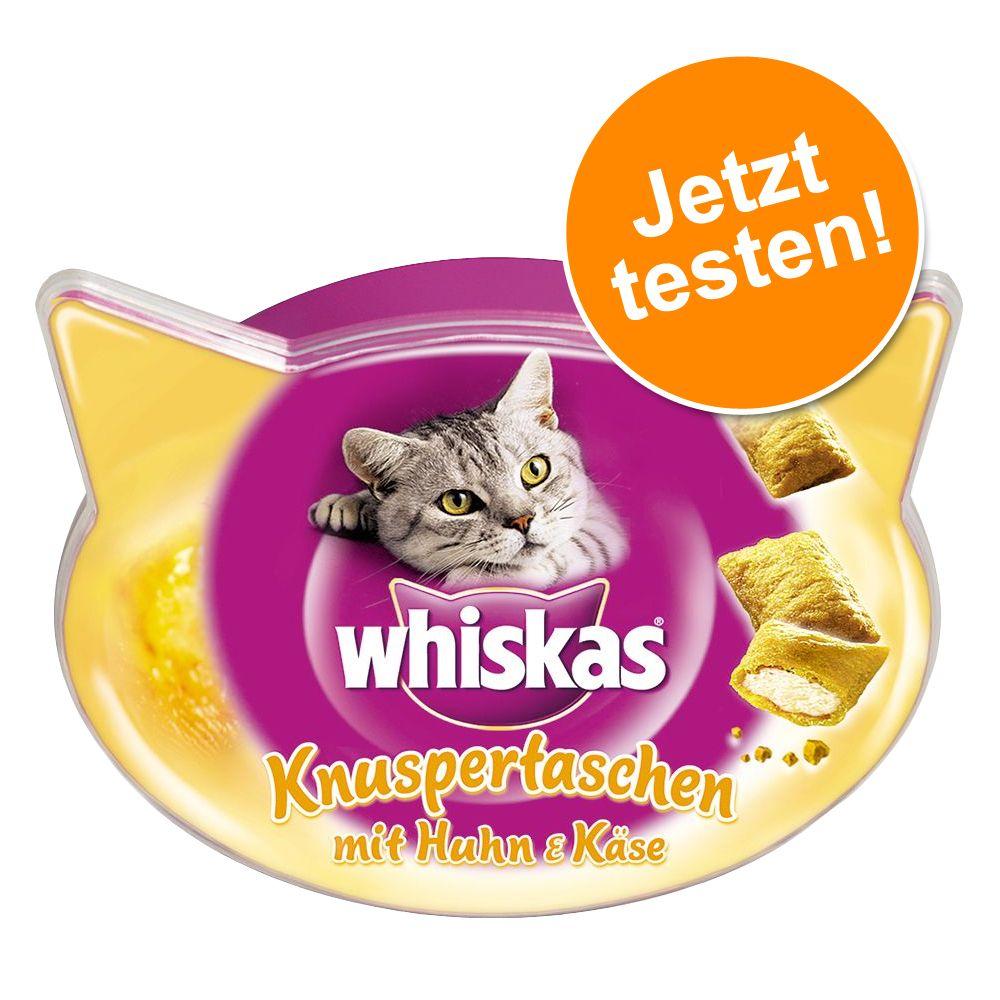 Gemischtes Probierpaket Whiskas Knuspertaschen ...