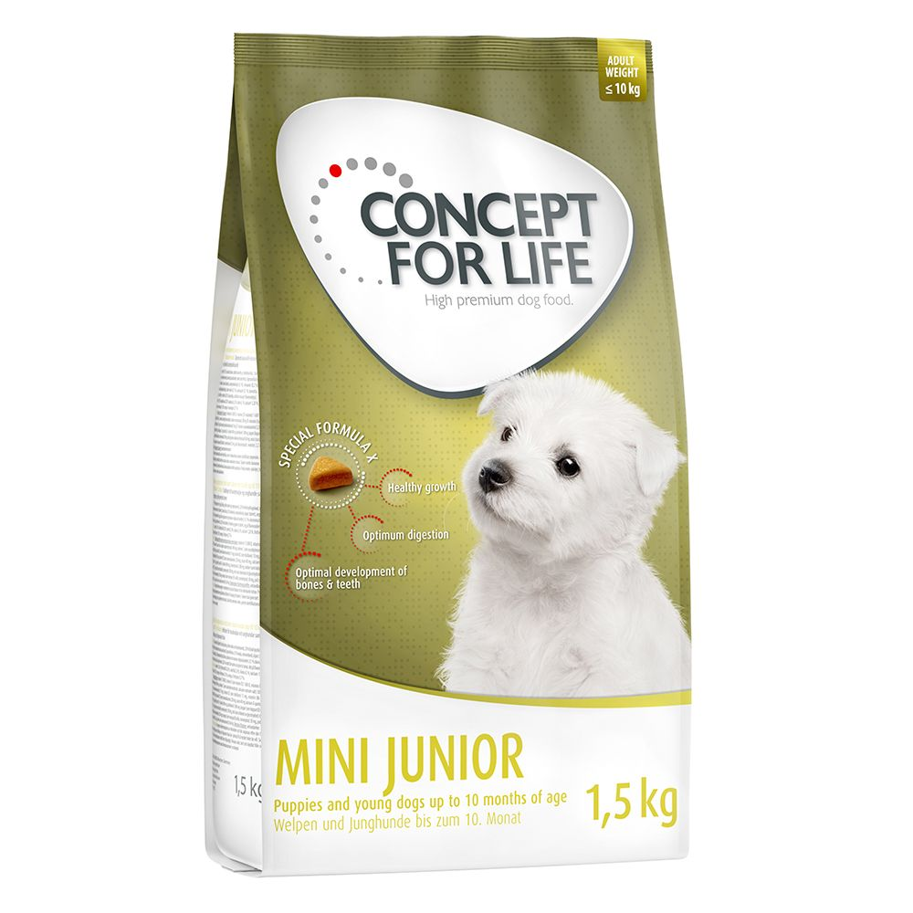 Concept for Life Mini Junior - 1.5kg