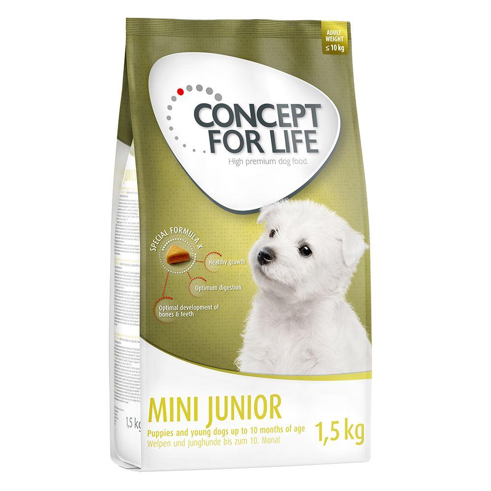Concept for Life Mini Junior - 4 x 1,5 kg