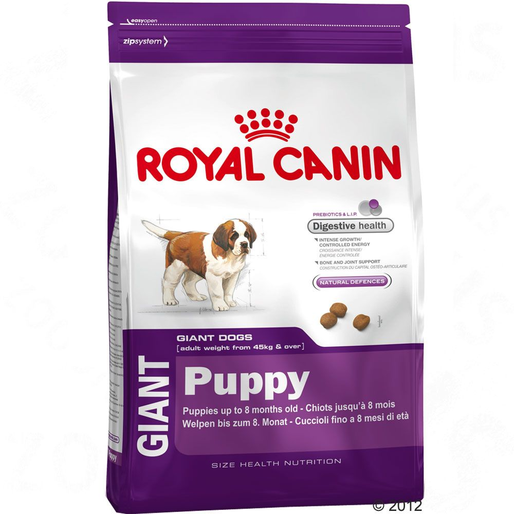 Royal Canin Giant Puppy -