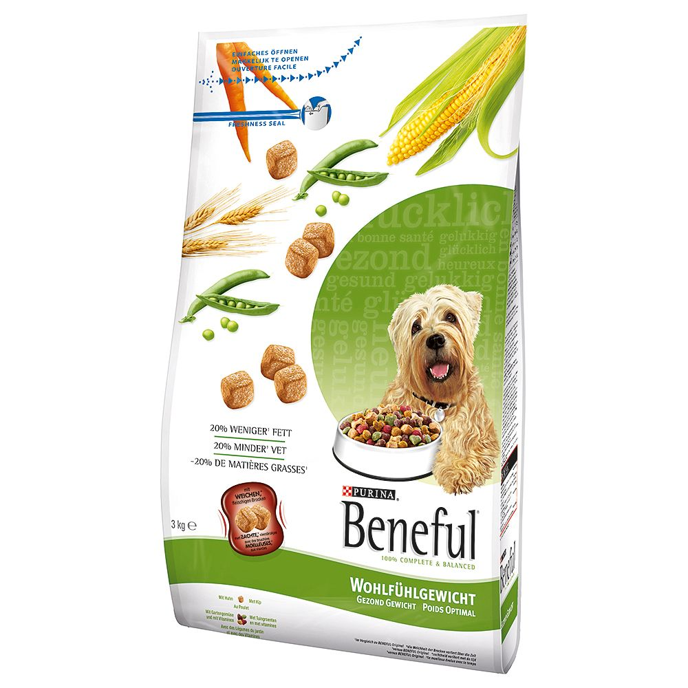Beneful Healthy Weight Dog Food - 12kg