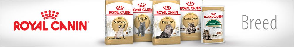 Royal Canin Breed!